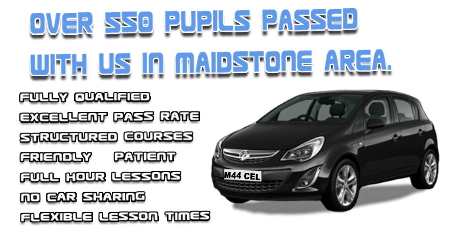 Driving lessons with Pass With Marcel